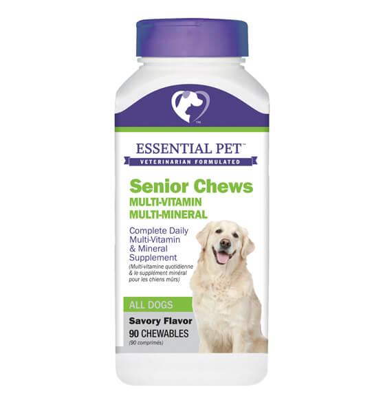 Senior Chews